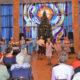 Новогодний концерт для ветеранов педагогического труда